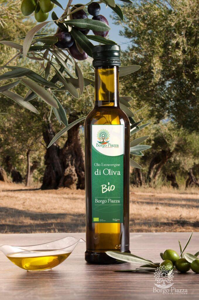 Olio extra vergine di oliva Calabria